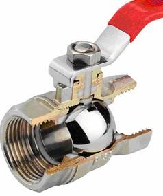 Control valve - ball valve type