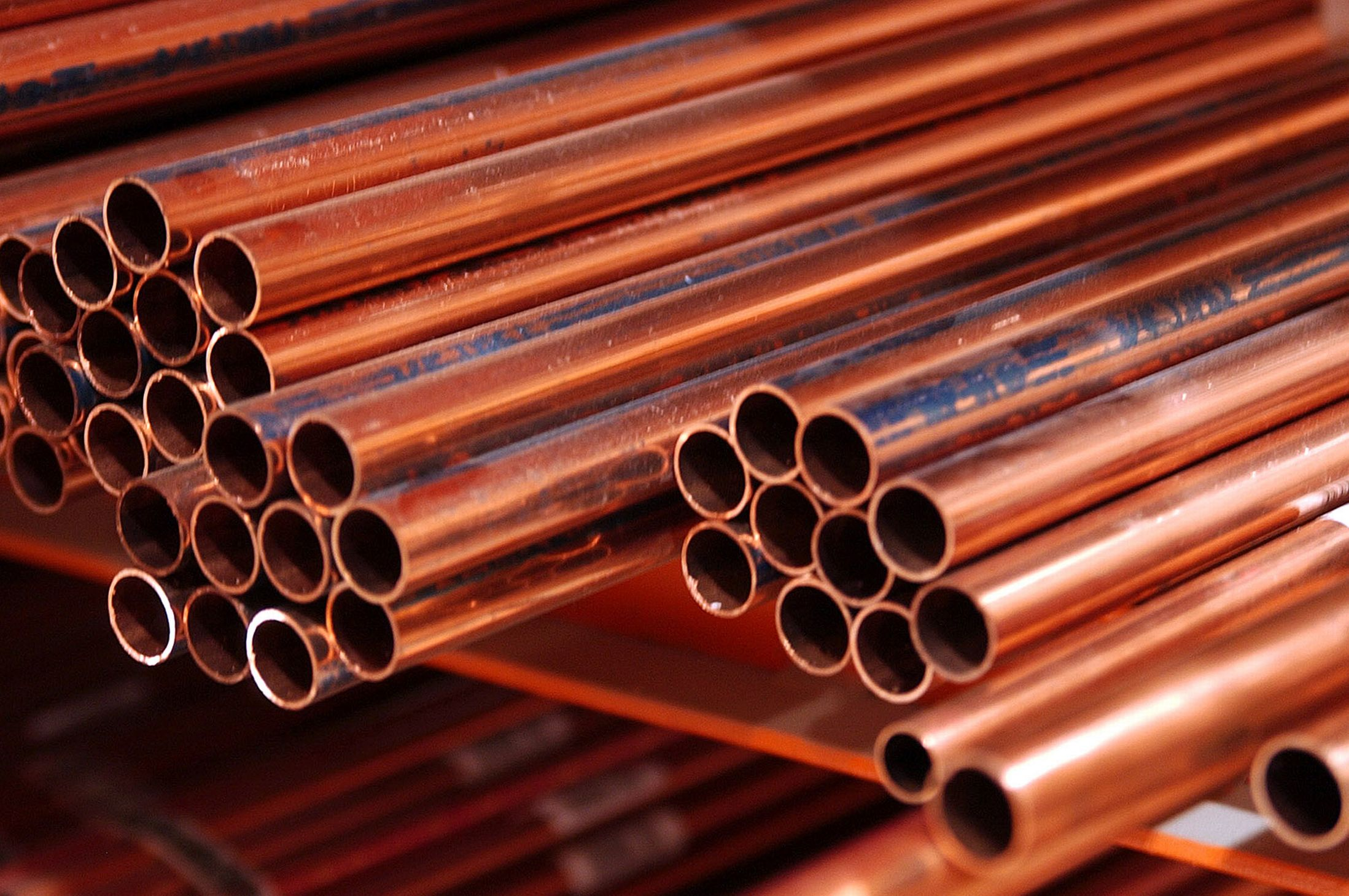Standard dimensions of copper tubes enggcyclopedia for Copper pipe vs pvc