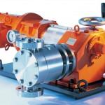 Diphragm Pump General View