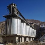 Anyang Flyer Steel Silo Project