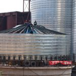 Anyang Flyer Steel Silo Construction