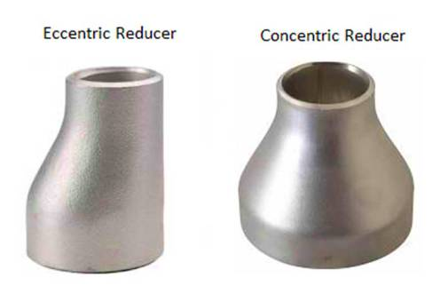 piping reducer types